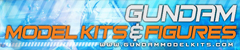 Gundam Model Kits & Figures